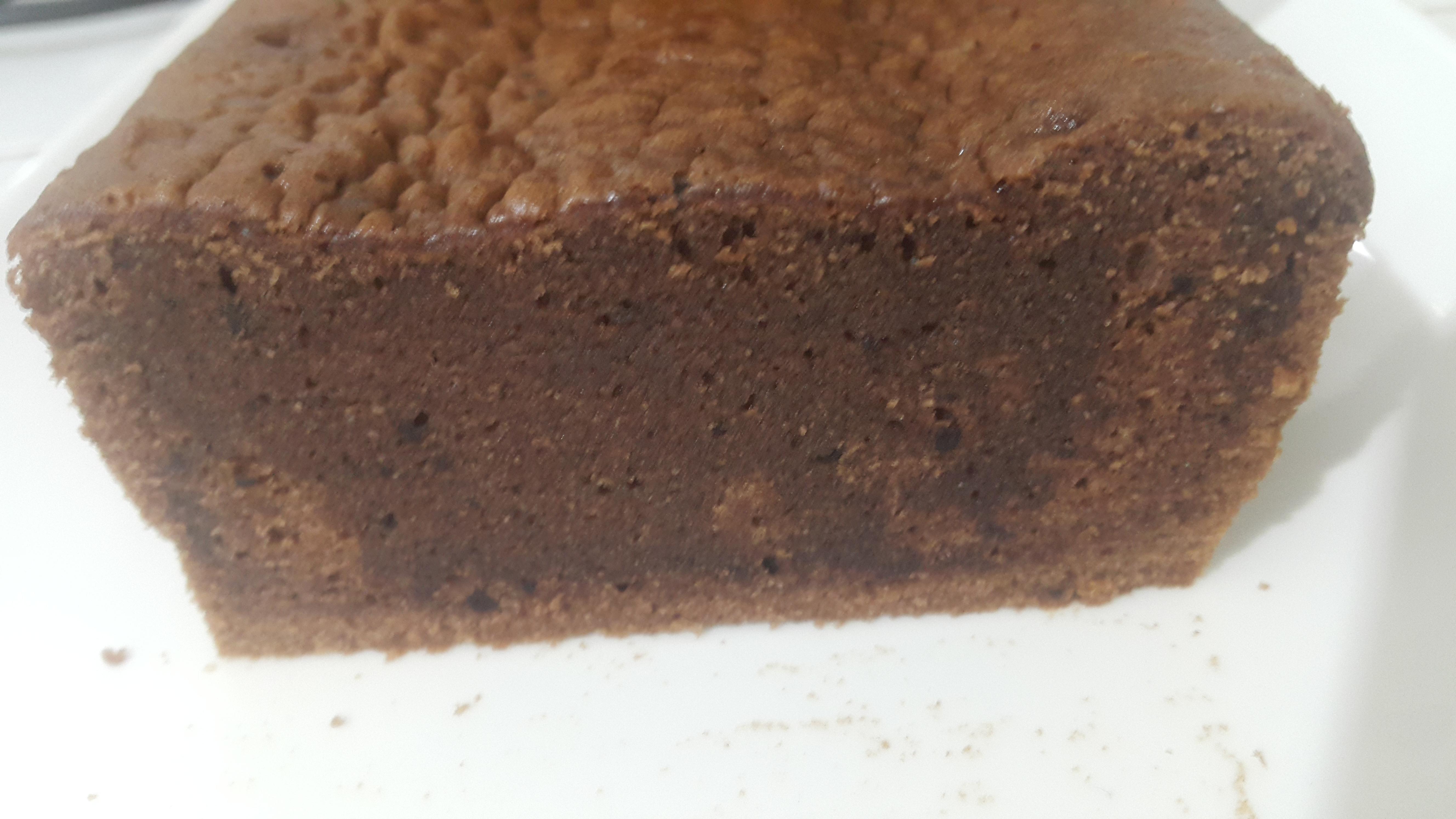 Cake Chocolat Van Houten